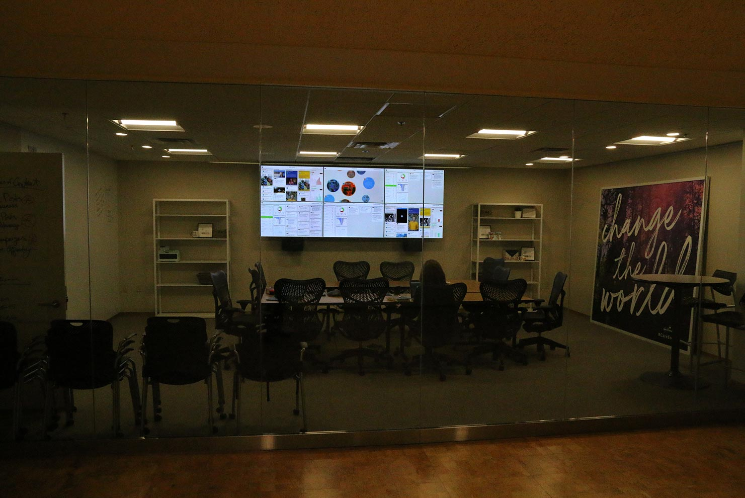 In-Person and Virtual: Office of the Future